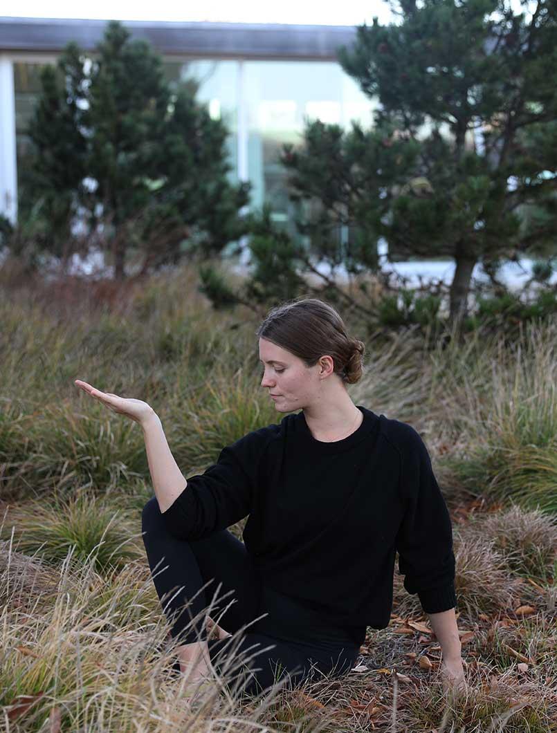 yoga, breathwork & meditation